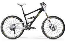 Merida One-Sixty 3000 MTB Full Suspension Bike Gentlemen white/black (2013) ABCD8